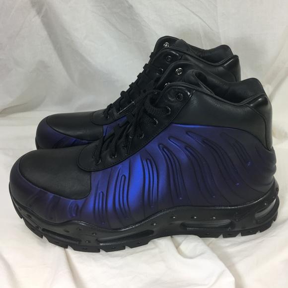 reputable site 1a915 d7831 Nike Air Max Foamdome Boots Foamposite